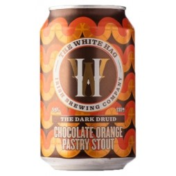 The White Hag Irish Brewing Company, The Dark Druid Chocolate Orange