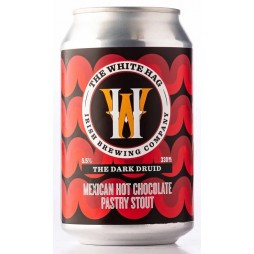 The White Hag Irish Brewing Company, The Dark Druid Mexican Hot Chocolate