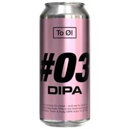 To Øl, #03 DIPA