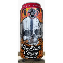 Toppling Goliath, Fire, Skulls & Money IPA