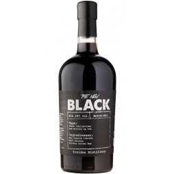 Trolden Distillery, The New Black, Lakridslikør