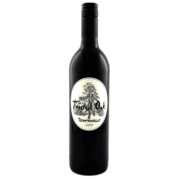 Twisted Oak Winery, Tempranillo 2009