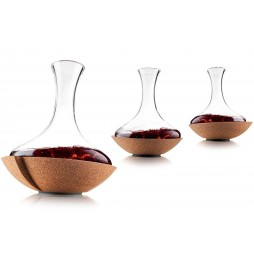Vacu Vin, swirling vinkaraffel