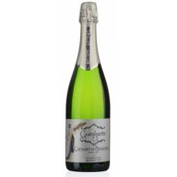 """Vignerons de Mancey, Cremant de Bourgogne, Demi-Sec, """"Esprit de Guinguette"""""""