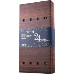 Whisky Julekalender - 24 Amazing Whisky Before Christmas 2018