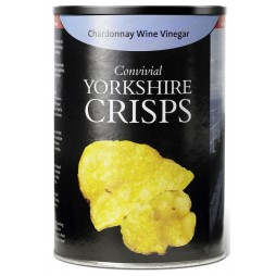 Yorkshire Crisps, Chardonnay Wine Vinegar Chips