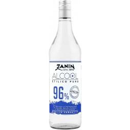 Finsprit, 96%, Zanin Alcool Extra Fine 1 Liter