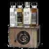 Skotlander Rum, Adventskalendermed 4 x 2 cl. rom