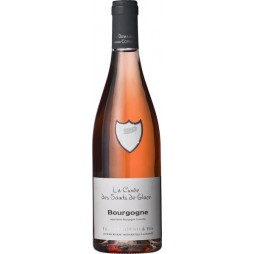 Domaine Edmond Cornu et Fils, Bourgogne Rosé, La Cuvée des Saints de Glace 2016