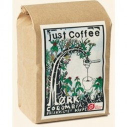 Just Coffee, Mørk Columbia 250g ØKO