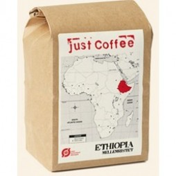 Just Coffee, Ethiopia 250g ØKO
