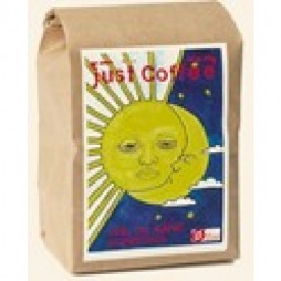 Just Coffee, Espresso Sol og Måne 250g ØKO