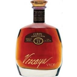 Vizcaya VXOP, Cask 21, Cuban Formula Rum, 21 års