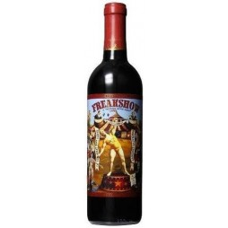 Freakshow Cabernet Sauvignon 2013, Michael and David Winery