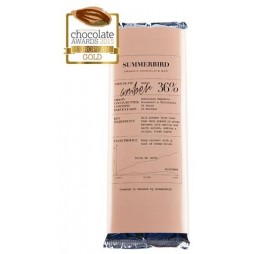 Summerbird, Amber Chokoladebar 36%