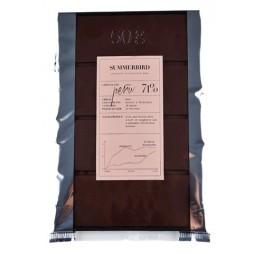 Summerbird, Peru 71% Chokoladebar 200 gr.