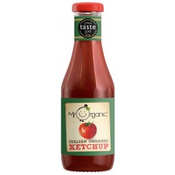 Mr. Organic, Ketchup