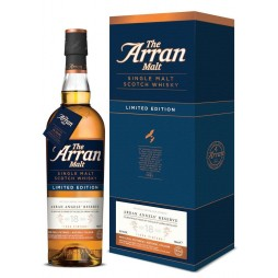 Arran, Single Malt Whisky, 18 års Limited Edition, Cask Strenght