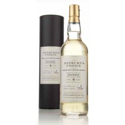 Hepburn´s Choice, Single Malt, Inchgower 8 års
