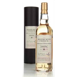 Hepburn´s Choice, Single Malt, Glencadam 10 års