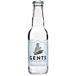 Gents Swiss Roots, Tonic Water 20 cl.