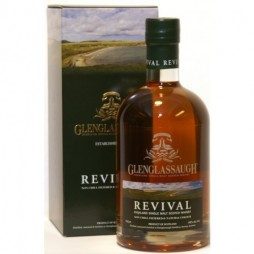 GlenGlassaugh, Revival, Single Highland Malt Whisky