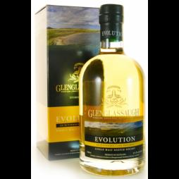 GlenGlassaugh, Evolution, Single Highland Malt Whisky