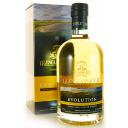 GlenGlassaugh, Evolution, Single Highland Malt Whisky