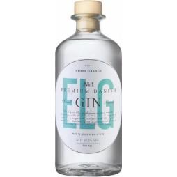 Elg Gin No. 1, Danish Premium Gin - UDSOLGT