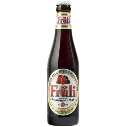 Fruli, Strawberry Beer