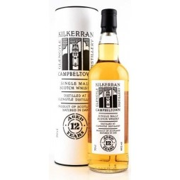 Kilkerran, Glengyle 12 YO Single Malt Whisky, Campbeltown