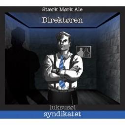 Syndikatet, Direktøren, Mørk Ale 33 cl
