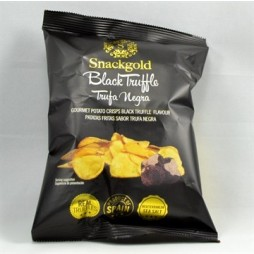 Snackgold, Gourmetchips med Sort trøffel 40g