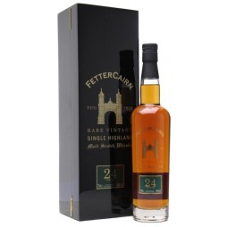 Fettercairn, Highland Single Malt Whisky, 24 års