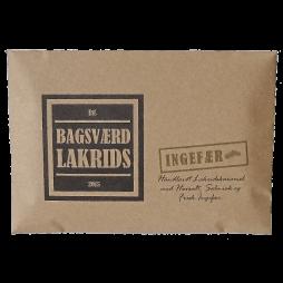 Bagsværd Lakrids, Ingefær