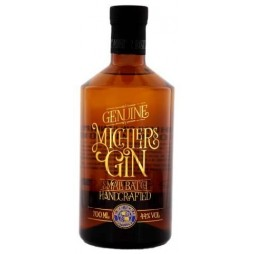 Michler´s Small Batch Handcrafted, Genuine Gin