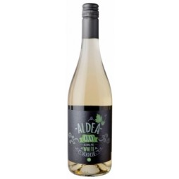 Aldea, White, alkohol fri hvidvin, Verdejo