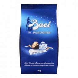 Baci, Chokoladetrøfler, 125 g. i pose