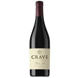 Crave Vineyards, Pinot Noir, Monterey County 2013