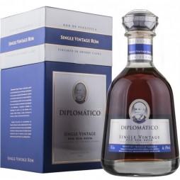 Diplomatico, Single Vintage Rom 2005