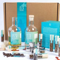 Do Your Whisky, Lav din egen whisky, Gaveæske