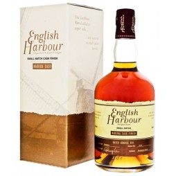 English Harbour Rom, Small Batch, Madeira Cask Finish