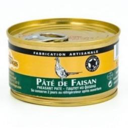 Fasanpaté, fransk, 130 g