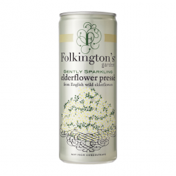 Folkingtons, Elderflower, Drinksmix 25 cl.