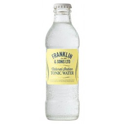 Franklin & Sons, Natural Indian Tonic Water, 20 cl.