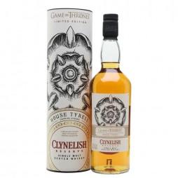 Game of Thrones, House Tyrrell, Clynelish Reserve, Single Malt whisky