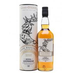 Game of Thrones, House Baratheon, Royal Lochnagar 12 års, Single Malt whisky