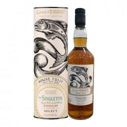Game of Thrones, House Tully, Singleton 12 års, Single Malt whisky