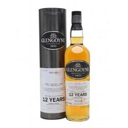 Glengoyne, 12 års, Single Malt whisky, 43%