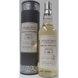 Hepburn´s Choice, Single Malt whisky, Mortlach 10 års